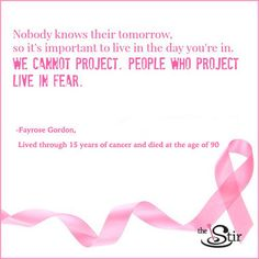 Breast Cancer Quotes Amusing The Only Person You Can Save Is You  Breast Cancer Quotes