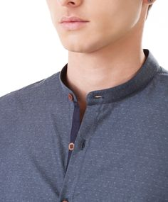Patterned Shirts