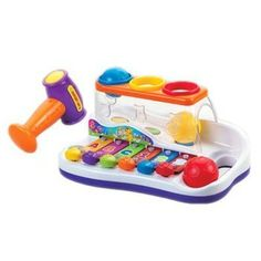 Knock piano music infant toys male female child 11 10 8 9 4 - 6 - 12 months old 1 2 3