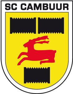 1964, SC Cambuur, Leeuwarden Netherlands #ScCambuur #Leeuwarden (L2838)