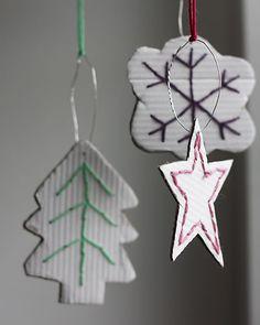 Weihnachten: Basteln mit Kindern (Seite 4) - BRIGITTE.de