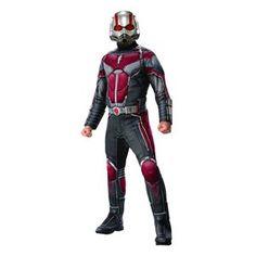 Ant-Man Avengers Endgame Marvel Fancy Dress Up Halloween Deluxe Adult Costume Shark Costumes, Dress Up Costumes, Boy Costumes, Super Hero Costumes, Halloween Costumes For Kids, Adult Costumes, Villain Costumes, Costume Ideas, Men Dress Up