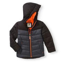 89f0b6903833f Baby Toddler Boy Bubble Puffer Jacket