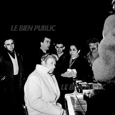 Johnny Hallyday en concert à Dijon le 22 mars 1963