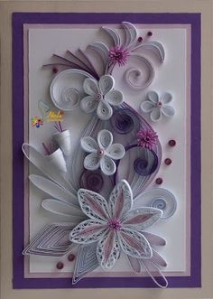 paper quilling by lana bates | Found on nelika-neli.blogspot.in
