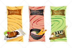 VECTOR DOWNLOAD (.ai, .psd) :: http://hardcast.de/pinterest-itmid-1006248215i.html ... Asian Food Menu ...  Teriyaki, Udon, asian, background, brochure, copyspace, design, dinner, drawing, food, illustration, japanese, menu, restaurant, sushi, template, tempura, vector  ... Vectors Graphics Design Illustration Isolated Vector Templates Textures Stock Business Realistic eCommerce Wordpress Infographics Element Print Webdesign ... DOWNLOAD :: http://hardcast.de/pinterest-itmid-1006248215i.html