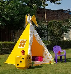 Tents for Kids Kids Teepee Tent, Diy Tent, Teepees, Play Tents, Tent House For Kids, Childrens Tent, Tent Sale, Pop Up Tent, Easy Diy