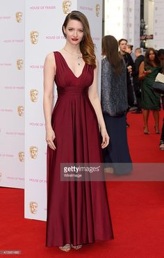 Tallulah Riley attends the House of Fraser British Academy Television Awards at Theatre Royal on May 10, 2015 in London, England.