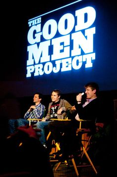 The Good Man Project -- website about what being a good man means in the 21st century