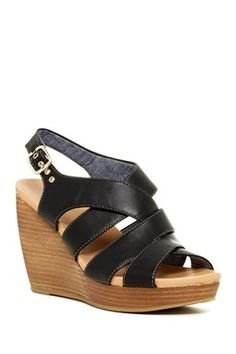 Mattison Platform Wedge Sandal