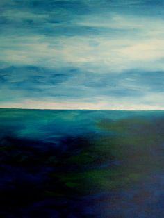 Original Painting - Abstract No. 3 18 x 24 $120