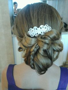 Homecoming hairstyles :)
