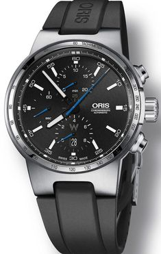 Oris Watch Williams F1 Chrono Rubber http://www.thesterlingsilver.com/product/burberry-sport-chronograph-grey-dial-blue-rubber-mens-watch-bu7714/ More
