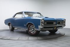 1966 Pontiac GTO!!!