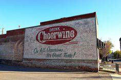 Cheerwine, North Carolina, Salisbury