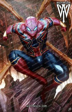 Wizyakuza Iron Spider