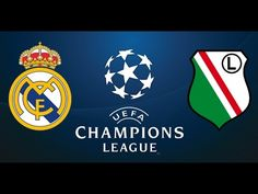 UEFA Champions League: Real Madrid - Legia Warszawa