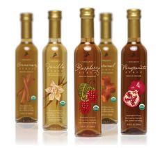 organic syrups | Beautiful Packaging