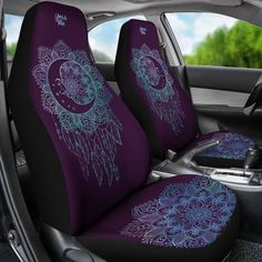 Dream Moon Get comfy on these moon dream catcher seat covers from YesWeVibe! Our gorgeous purple and blue car seat covers are durable and super easy to install! Dream Moon, Jaguar Xk, Import Cars, Toyota 4runner, Cute Cars, Expensive Cars, Car In The World, Range Rover, Exotic Cars