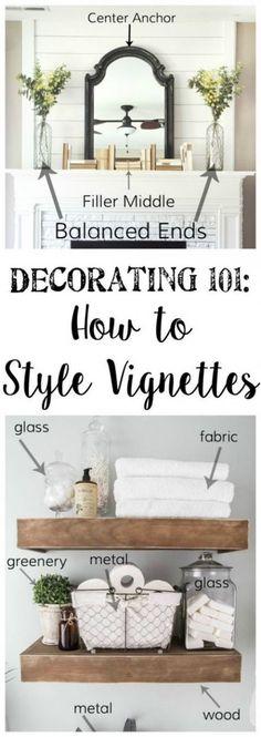 vignette-decorating-101