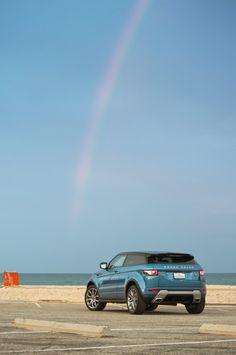 Range-Rover-Evoque-Rainbow-POD Photo on June 4, 2013 #140677 from Automotive News