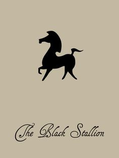 the black stallion movie   English (US) - think this would make a cool horse tattoo