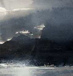 "Saatchi Art Artist David Ross; Painting, ""Loch Long"" #art"