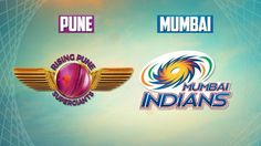 Today Match Prediction Rising Pune Supergiant v Mumbai Indians Who will win. The match of the Indian Premier League IPL 2017 in Pune India April Ipl 2017, Team Schedule, Sports Update, Mumbai Indians, Who Will Win, Pune, Finals, Astrology, Premier League
