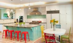 Как расставить яркие акценты в интерьере   Sweet home
