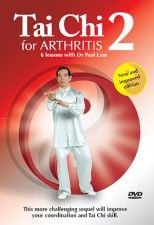 Tai Chi for Arthritis Lessons with Dr Paul Lam