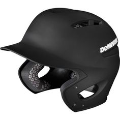 DeMarini Paradox Fitted Pro Batting Helmet, Black