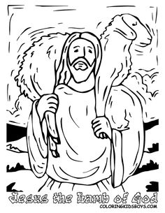 Lamb of God, Savior