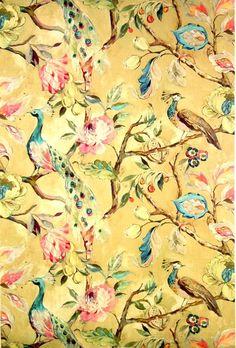 Blenheim Ochre (19910-106) – James Dunlop Textiles | Upholstery, Drapery & Wallpaper fabrics