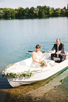 Monica and Maurizio's Romantic Italian Lake Wedding