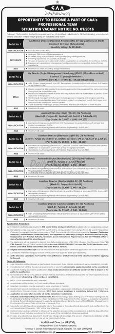 Career Opportunity to Become Part of Pakistan Civil Aviation Authority CAA Professional Team For #jobs detail and how to apply: #paperpk http://www.dailypaperpk.com/jobs/245135/career-opportunity-to-become-part-pakistan-civil-aviation-authority-caa-professional-team