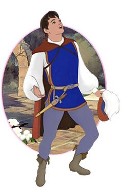 Disney Snow White and Prince