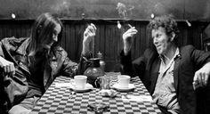 "Iggy Pop e Tom Waits ""Coffee and Cigarettes""  film 2003"