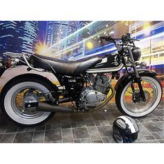 Suzuki RV 125 cc Van Van Motorcycle 125 retro Motor bike
