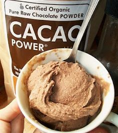 Chocolate Banana-Nut Ice-Cream (just frozen banana, nuts, cacao powder, agave/maple). I like the sound of choc chips added, plus rum and raisin - thanks Elisa! Will have to use a food processor instead of thermomix...