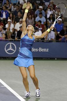 Lucie Safarova - US Open 2012 #Safarova