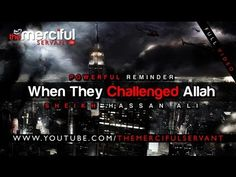 When They Challenged Allah ᴴᴰ - Sheikh Hassan Ali - YouTube