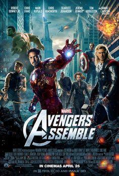 avengers movie-night