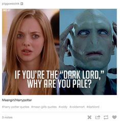 mean girls & harry potter mashup - Imgur