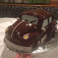 VW Käfer Torte Cake, Desserts, Food, Vw Beetles, Pies, Tailgate Desserts, Pie, Kuchen, Dessert