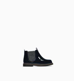 24d8bd1cd851 $29.90 ZARA - KIDS - PATENT FINISH ANKLE BOOT Size 6.5 Girls Shoes Online,  Zara