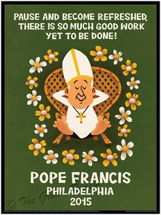 Pope Francis in Philadelphia World Meeting of by TheGrandReview