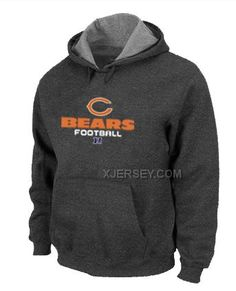 http://www.xjersey.com/chicago-bears-critical-victory-pullover-hoodie-dgrey.html Only$50.00 CHICAGO BEARS CRITICAL VICTORY PULLOVER HOODIE D.GREY #Free #Shipping!