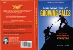 front and back book covers | Building Trust, Growing Sales