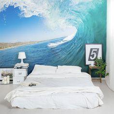 Ocean Wave Mural