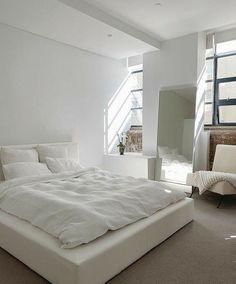 Room Ideas Bedroom, Home Bedroom, Bedroom Decor, Bedroom Inspo, Bedrooms, Dream Rooms, Dream Bedroom, Minimal Bedroom, Minimalist Room